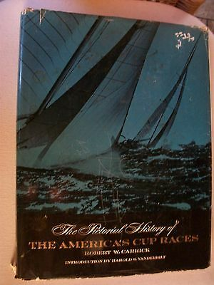 """THE AMERICA´S CUP RACES"" Robert W. Carrick, 1965, Segelschiffe / Regatta......."