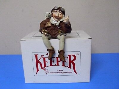 Shenandoah The Keeper Of Flight Figurine With Box