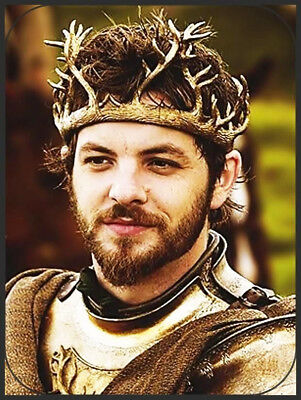 Game of Thrones Crown Halloween Party HBO Gold Medieval Kings Queen Adult Size