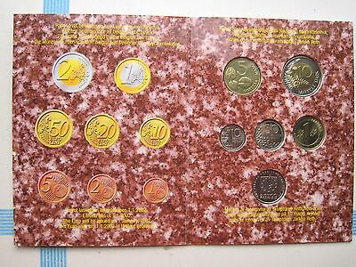 Finland 1999 2 Official Coin Mint Set KMS UNC High Condition !!