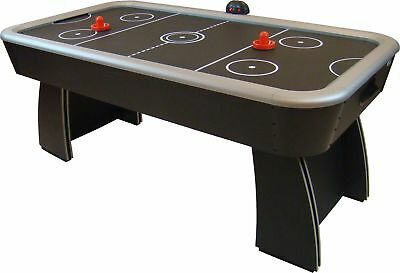 6ft Air Hockey Table by Gamesson Includes Pucks & Pushers Spectrum