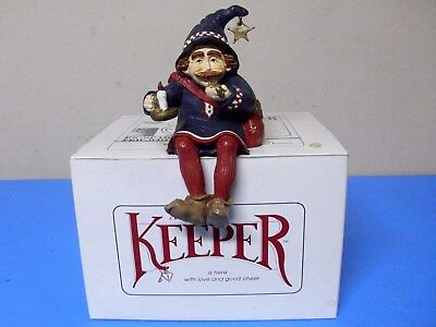 Shenandoah The Keeper Of The Bedchamber Figurine With Box