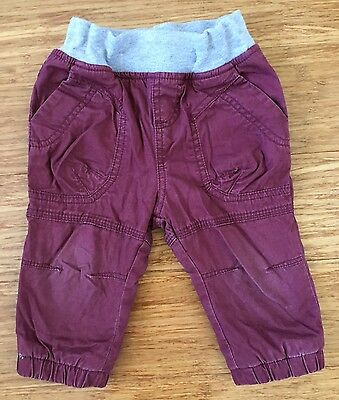 Baby Boy Winter Thick Pant_Size 0