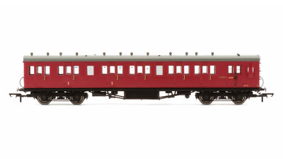 Hornby r4748a BR 58 Maunsell nachgebaut EX LSWR 48 6 COMP BREMSE s6405s