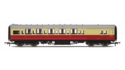 Hornby r4796a BR Maunsell 6 fach Bremse 3rd No s3794s Crimson creme