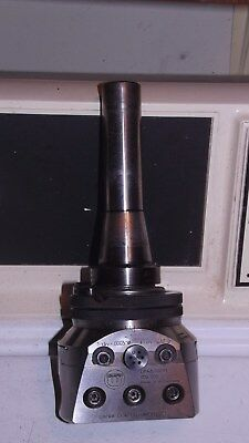 Wohlhaupter UPA3 Boring and Facing Head R8 taper