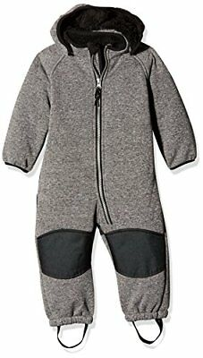 NAME IT Nitbeta Softshell Ted Wholesu Grey Mz Fo, Tuta da Neve (n6j)