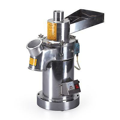 YF3-1 Automatic table-type continuous Hammer Mill Herb Grinder pulverizer