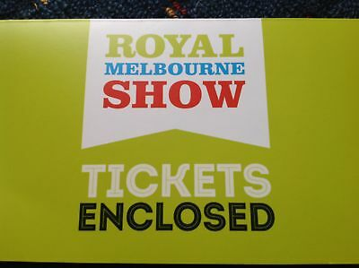 royal melbourne show tickets - photo #5