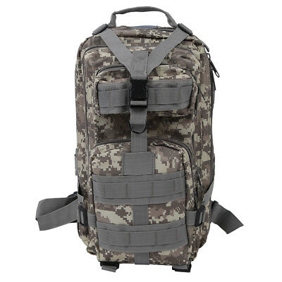 30L Military Tactical Army Rucksacks Molle Backpack Camping Hiking Trekking L1X0