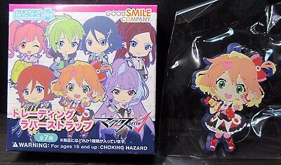 MACROSS Δ NENDOROIDO PLUS Freyia Rubber Strap 2.56in MACROSS DELTA NEW 2