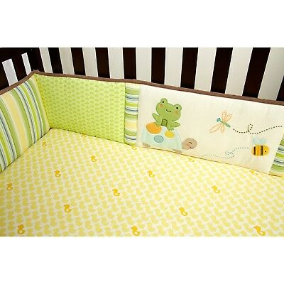 Carter's Pond Collection 4 pc Crib Bumper