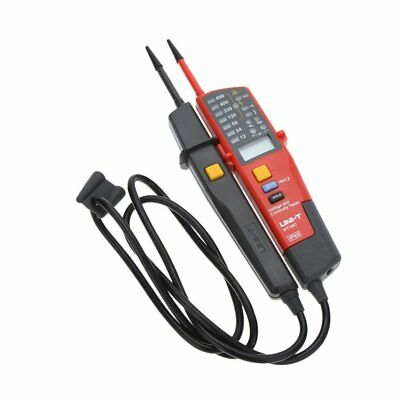 UNI-T UT18C Auto Range Voltage and Continuity Tester with LCD/LED Indicatio B8O5