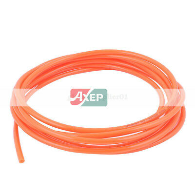 8mm OD x 5mm ID Polyurethane Pneumatic Air Tubing PU Pipe Hose 6 Meters Red