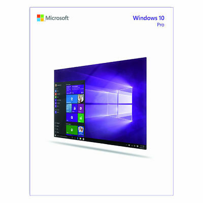 Windows 10 Professional  Pro 32/64Bit Product Key Licenza Multilanguage