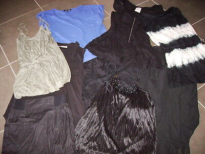 Ladies Bulk Clothing - Size 10 - Seafolly, Factorie, Forever 21 - 9 Items!