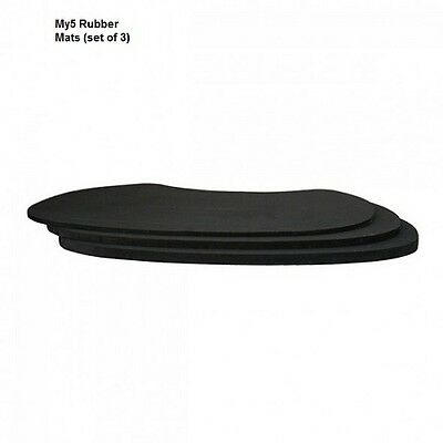 Rubber Mats (set of 3) for My5