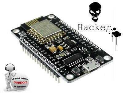 WiFi Jammer V3 With Full Support Development Hacking Tool Deauth Attacks ESP8266