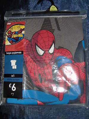 SELECTION OF GIRL or BOY COTTON PYJAMAS AGE 4/5 YEAR  - M/MOUSE SPIDERMAN PAW PA