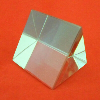 Prism Equilateral Glass 50 X 50MM - Pack of 3 - LI224-0050-03