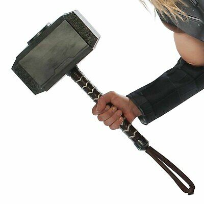 Thor Hammer Costume Accessory Avengers Marvel Licensed Superhero Adult Size