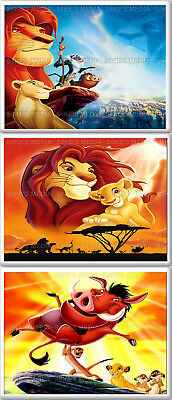 The Lion King Fridge Magnet 50mm x 35mm