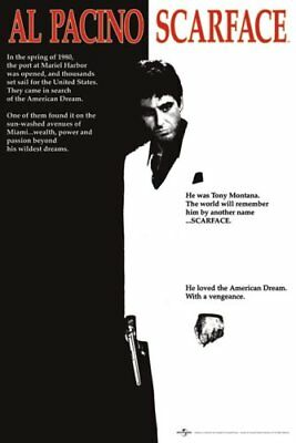 Pyramid International Scarface Movie One Sheet Maxi Poster