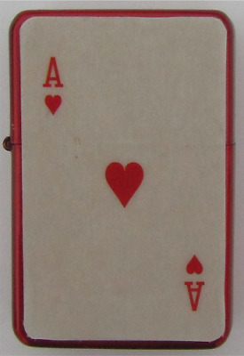 Ace of Hearts Star Lighter In Gift Tin