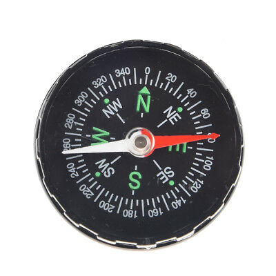 Durable Black Oil Filled Compass Excellent for hiking, camping and outdoor D6S8