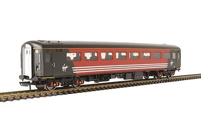 R4702 Mk2E TSO Std Open 5801 in Virgin Trains Red/Black - With Lights - Aus Wty