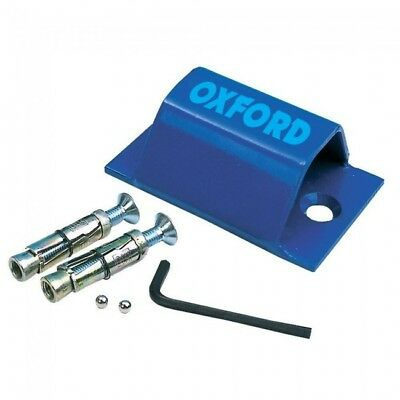 Oxford NEW Motorbike Motorcycle Security Brute Force Ground Anchor Point