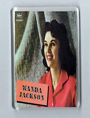 Magnet: WANDA JACKSON  Rockabilly Rock 'n' Roll
