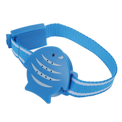 Kids Safety Wristband Anti-Lost Alarm Device Protect Child Outdoor W2C7