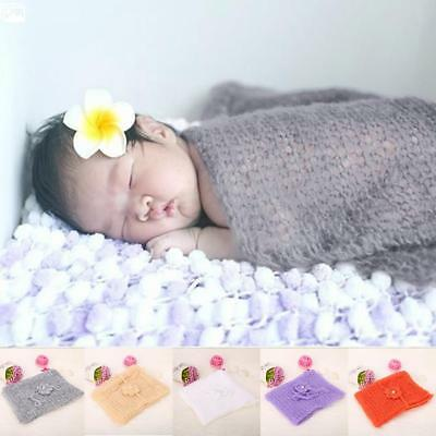 Maternité de nouveau-nés encapsule foulard châle Hollow Out Swaddle Funes TK