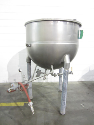 Groen 150 Gal Jacketed 316SS  Kettle - 15184