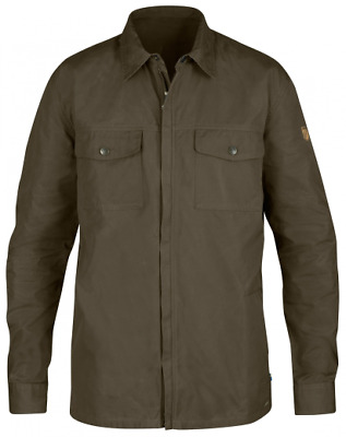 Fjallraven Mens G-1000 Shirt Comfort Fit Lightweight