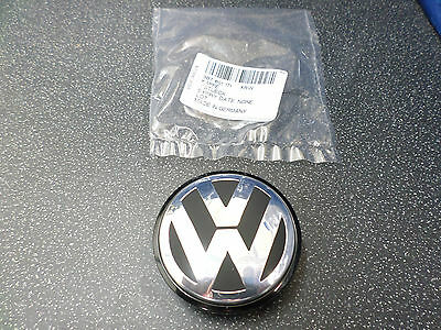 Genuine Volkswagen Vw Alloy Wheel Centre Cap 65Mm 3B7601171Xrw