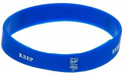 BIRMINGHAM CITY FC Silicone WRISTBAND Licensed Official Merchandise