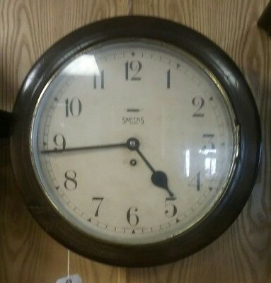 Smiths 8 day wall clock