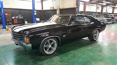 1972 Chevrolet Chevelle Big Block V8 auto 1972 Chevrolet Chevelle  Big Block V8 not SS