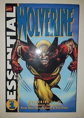 Reduced Price - Essential Wolverine Vol 1 Tpb Graphic Novel