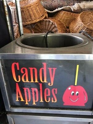 Gold medal #4016 Double Batch Reddy Candy Apple Cooker