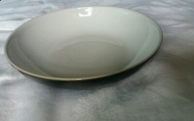 Denby Jet Black Pasta  Bowl 8.5 Inches First Quality..pinhead Chip
