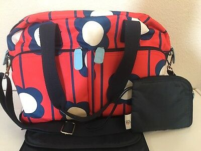 Orla Kiely 3pc Diaper Bag