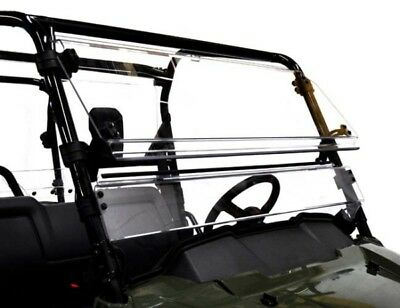 Direction 2 Full Tilt Windshield Lexan Honda Pioneer 700 Pioneerws1000