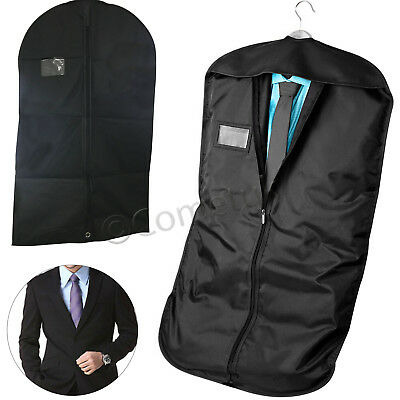 Garment Dress Skirt Shirt Jacket Trouser Suit Cover Protector Travel Zip Bag
