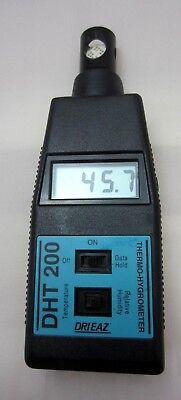 Drieaz DHT 200 Thermo-Hygrometer (USED)