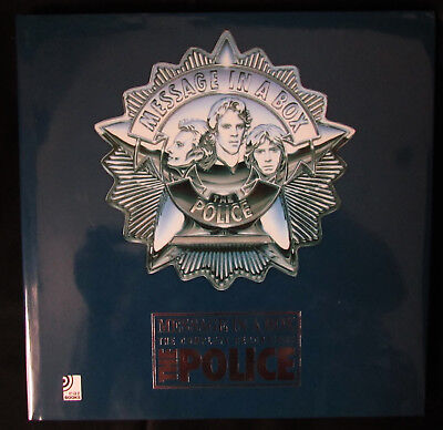 The Police - Message in a Box (The Complete Recordings ) 4 CD Hardback Earbook