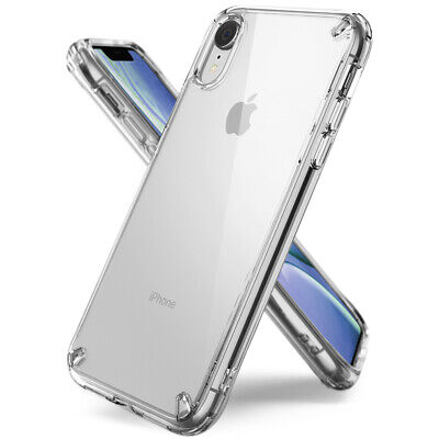 pretty nice 6f14b 68e36 FOR IPHONE X XS XR XS Max Ringke [FUSION] Clear Shockproof Protective Cover  Case