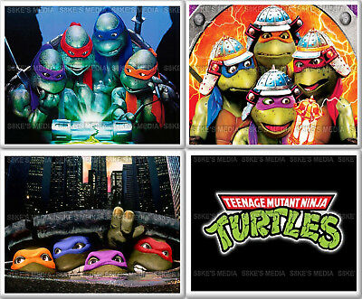TMNT Fridge Magnet 50mm x 35mm